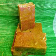 Turmeric Body Bar - Unscented